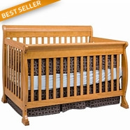 DaVinci Kalani Convertible Crib in Oak