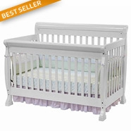 DaVinci Kalani Convertible Crib in White