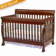 DaVinci Kalani Convertible Crib Sets in Cherry