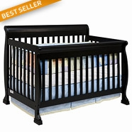 DaVinci Kalani Crib Sets in Ebony