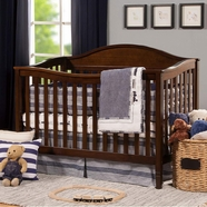 DaVinci Laurel Convertible Crib in Espresso