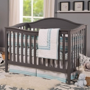 DaVinci Laurel Convertible Crib in Slate