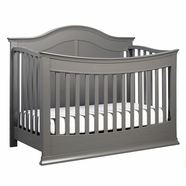 DaVinci Meadow 4-in-1 Convertible Crib in Slate