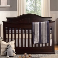 DaVinci Meadow Convertible Crib in Dark Java