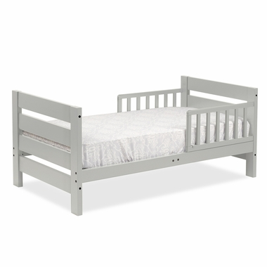 DaVinci Modena Toddler Bed in Grey - Click to enlarge