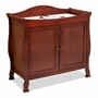 DaVinci Parker 2 Door Changer Dresser in Cherry