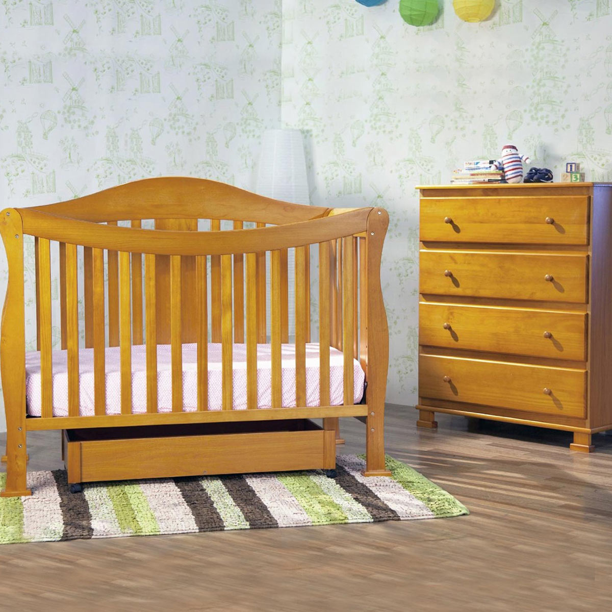 baby craft crib dp amazon convertible fixed ca side stork black vittoria cribs oak in