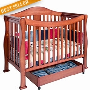 DaVinci Parker Convertible Crib in Cherry