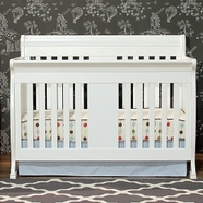 Davinci Porter Convertible Crib In White