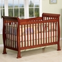 DaVinci Reagan 4 in 1 Convertible Crib in Cherry