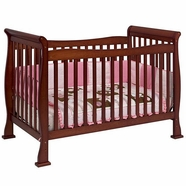 DaVinci Reagan Convertible Crib in Cherry