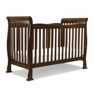 DaVinci Reagan Convertible Crib in Coffee