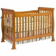 DaVinci Reagan Convertible Crib in Oak