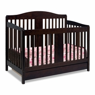 DaVinci Richmond 4 in 1 Convertible Crib in Espresso
