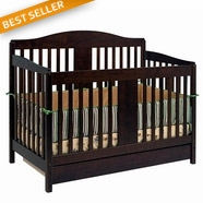 DaVinci Richmond Convertible Crib in Espresso