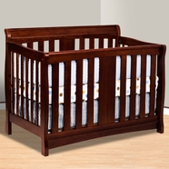 DaVinci Rowan Convertible Crib in Cherry