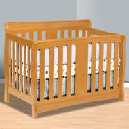 DaVinci Rowan Convertible Crib in Oak
