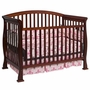 DaVinci Thompson 4-in-1 Convertible Crib in Cherry
