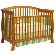 DaVinci Thompson 4-in-1 Convertible Crib in Oak