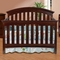 Delta Bentley 4 in 1 Convertible Crib in Chocolate