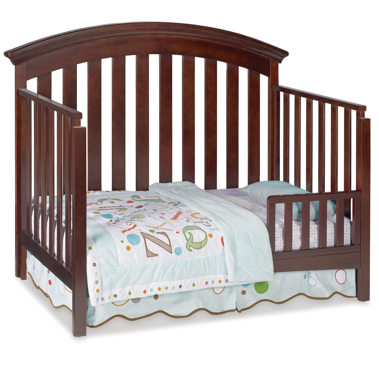 Delta Toddler Bed Guardrail For Bentley 4 In 1 Convertible