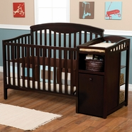 Delta Cambridge Crib in Espresso