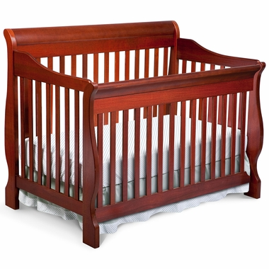 Delta Canton 4 in 1 Convertible Crib in Cherry FREE SHIPPING