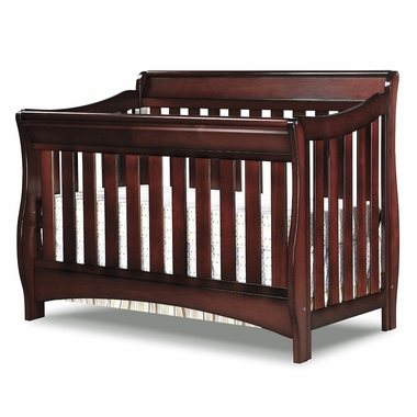Delta Children Bentley S Series 4 In 1 Crib In Black