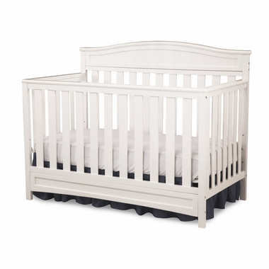 Delta Emery 4-in-1 Crib in White - Click to enlarge