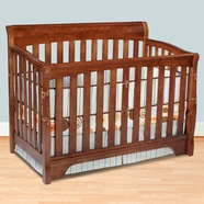Delta Eclipse Crib in Spice Cinnamon