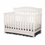 Delta Emery 4-in-1 Crib in White