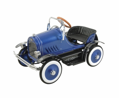 Dexton Deluxe Blue Roadster Pedal Car