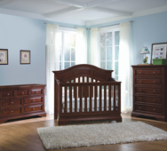 Donnington Convertible Crib Collection by Westwood Design