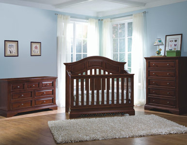Donnington Convertible Crib Collection