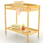 Dream On Me Classic Changing Table in Natural