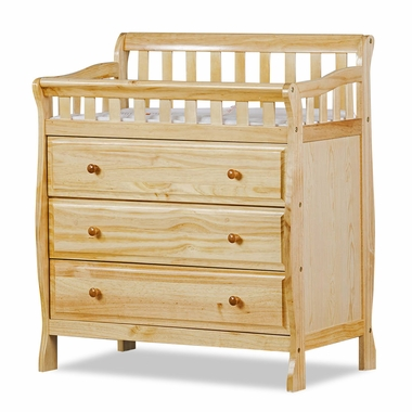 Dream On Me Marcus Changing Table And Dresser In Natural
