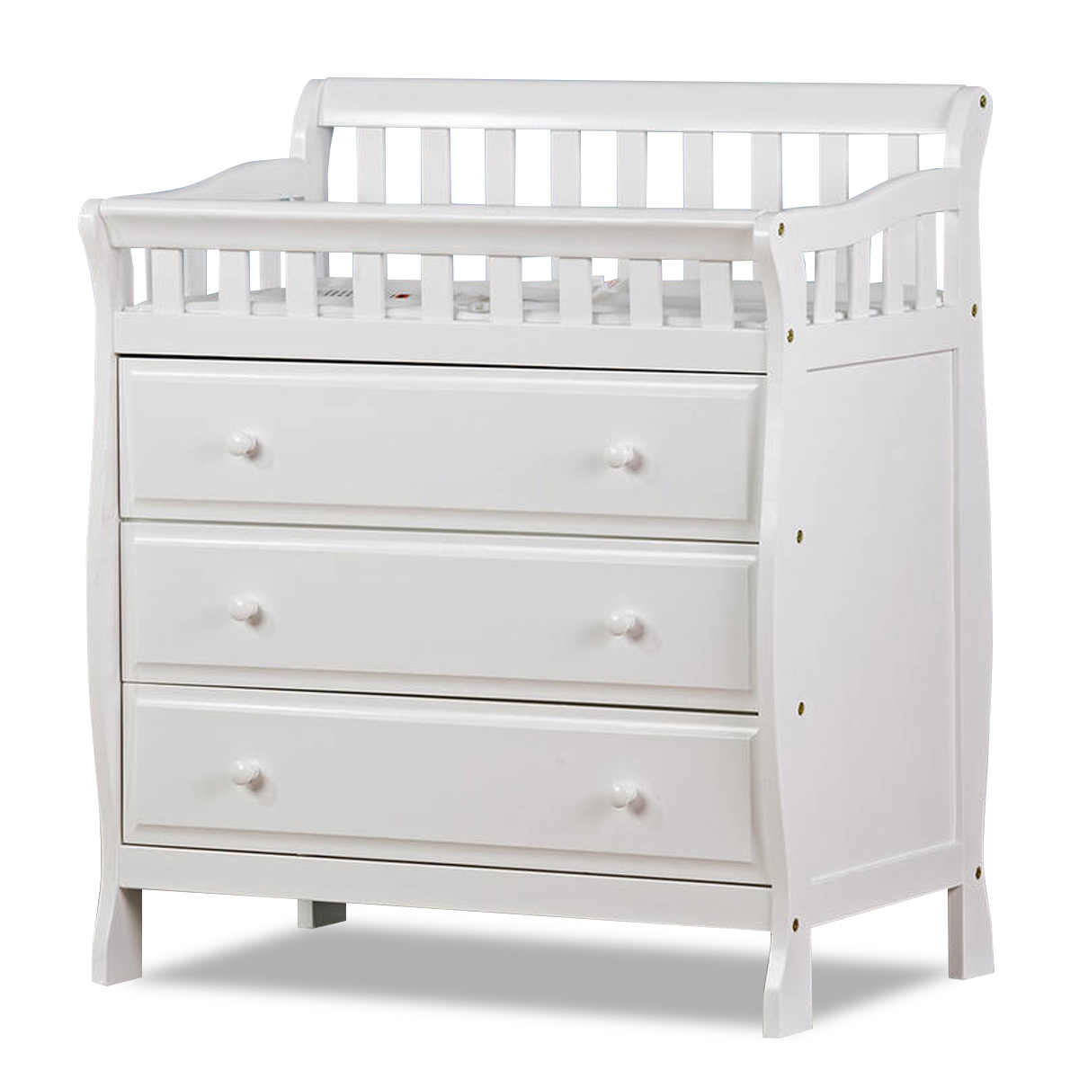 convertible changer in best on gallery me dream decoration changing combo brody crib dresser table with reviews white