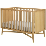 DwellStudio Century Crib Natural