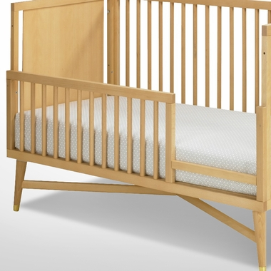 DwellStudio Mid-Century Toddler Bed Conversion Kit in Natural - Click to enlarge
