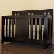 Edenbaby Melody Convertible Crib in Espresso
