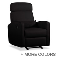 Electric Glider Recliner Collection by Dezmo
