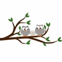 Elephants on the Wall Bugs & Flowers Owl Always Love You Paint by Number Wall Murals