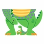 Elephants on the Wall Dinosaurs Mega Dino Paint by Number Wall Murals