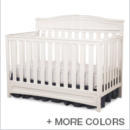 Emery Crib Collection by Delta Children