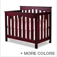 Ethan Petite Crib Collection by NurserySmart