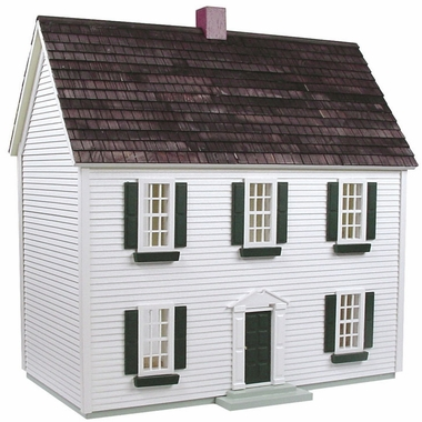 "Finished 1/2"" Scale Colonial by Real Good Toys"