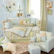 Finley Crib Bedding Collection by Glenna Jean
