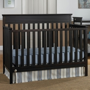 Fisher Price Newbury 4 in 1 Convertible Crib in Espresso