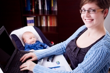 Flexible Work Opportunities for New Moms