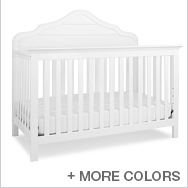 Flora Convertible Crib Collection by DaVinci